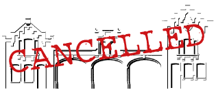 Cancelled Logo isolated